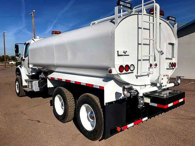 2010 Freightliner M-2 6x6 with New Maverick 4000 Gallon Water System