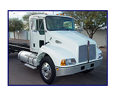 2006 Kenworth T-300 Cab & Chassis