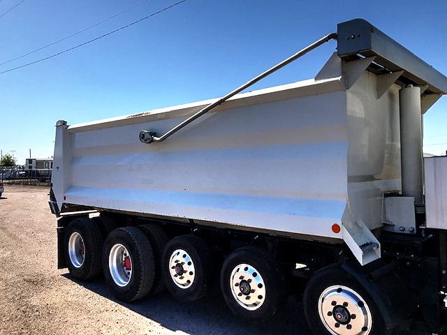 2006 Kenworth Heavy Spec T-800  with Norwood Dump Body/ Simple 16
