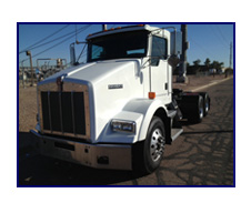2004 KW T-800 Day Cab