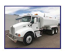 2004 Kenworth Heavy Spec T-300 with New Maverick 4,000 Gallon Water Systemm