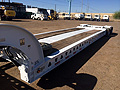 2003 Trail King TK 88 MD 65-482 44 Ton 16 Tire Expando Heavy Haul Trailer