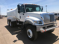 2006 International Model 7300 6x6 All Wheel Drive with New Maverick 4,000 Gallon Water System