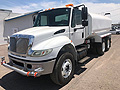 2007 International Model 4400 SBA 6x4 with New Maverick 4,000 Gallon Water System