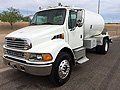 1999 Sterling Acterra With 2,600 Gallon LP Tank And Delivery System