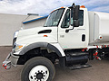 2004 International Model 7300 6x6 All Wheel Drive with New Maverick 4,000 Gallon Water System