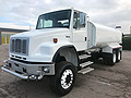 2002 Freightliner FL-80 6X4 with New Maverick 4000 Gallon Water System