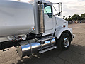 2005 Kenworth T-800 with New Maverick 4,000 Gallon Water System