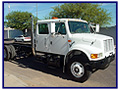 2000 International Crew Cab & Chassis